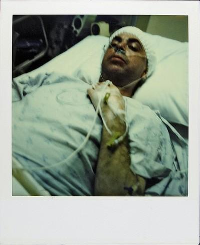Polaroid a Day. Jamie Livingston 1979-1997 – Big Dog Media Productions