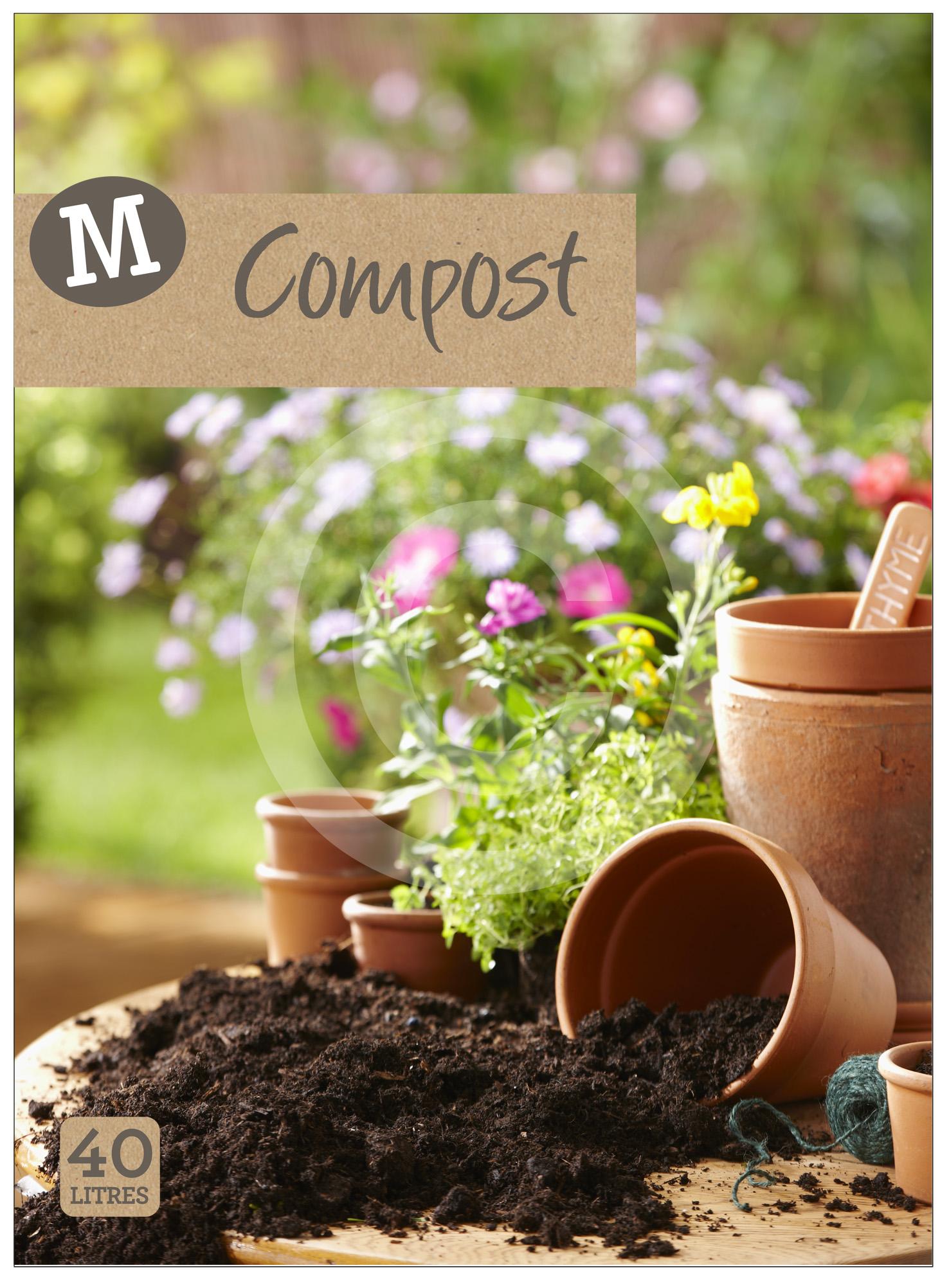 40 Litre Compost